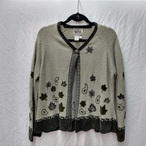 Anthropologie Curio lightweight cardigan sweater